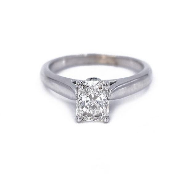 Radiant Solitaire Diamond