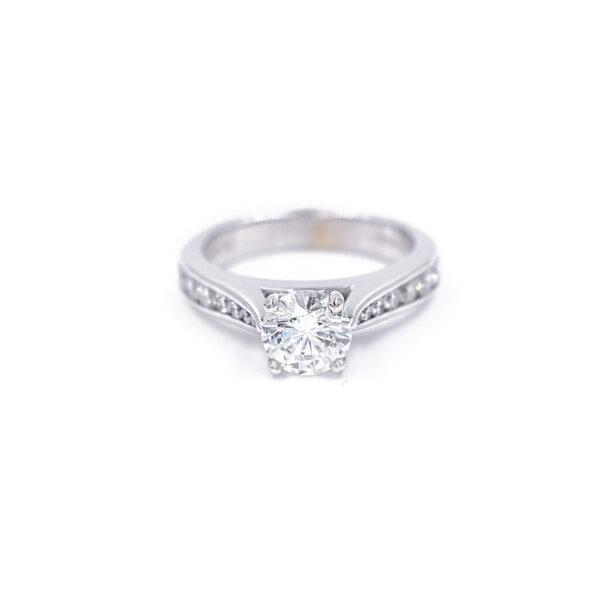 1,17ct ring