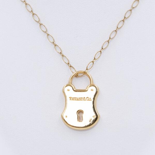 Tiffany Padlock Pendant
