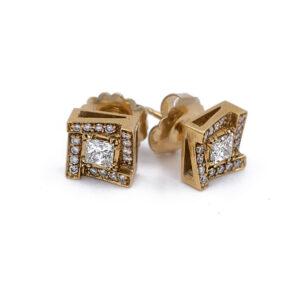 Pepi Diamond Earrings